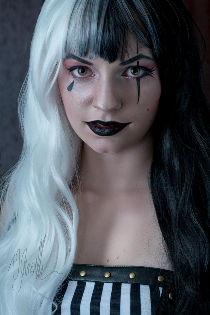 The lovely evil by MissMalerie
