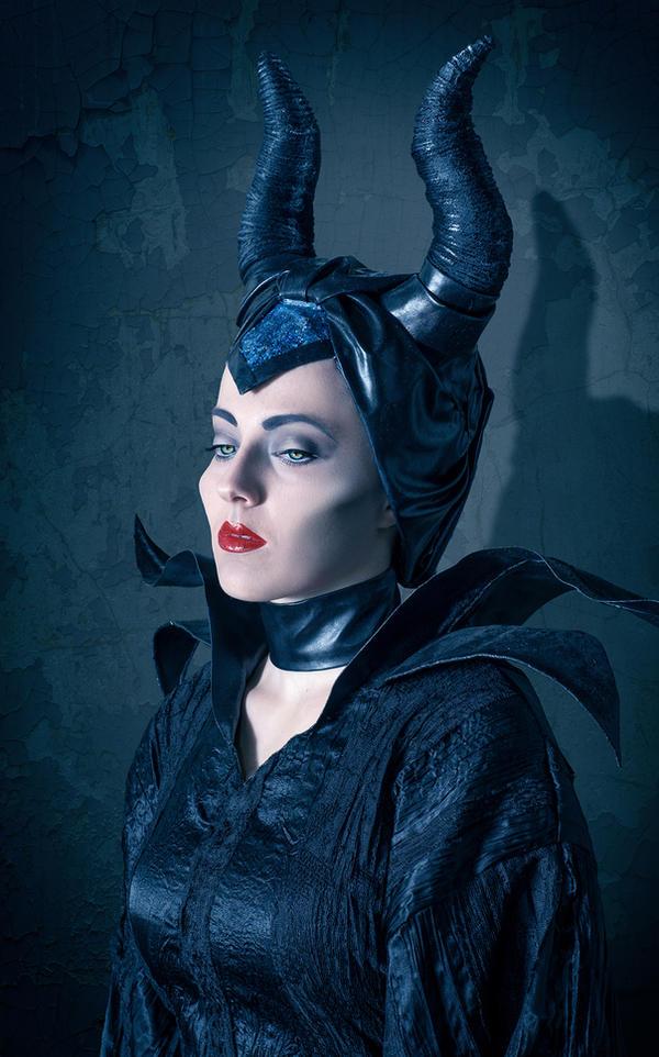 Maleficent1 by MissMalerie