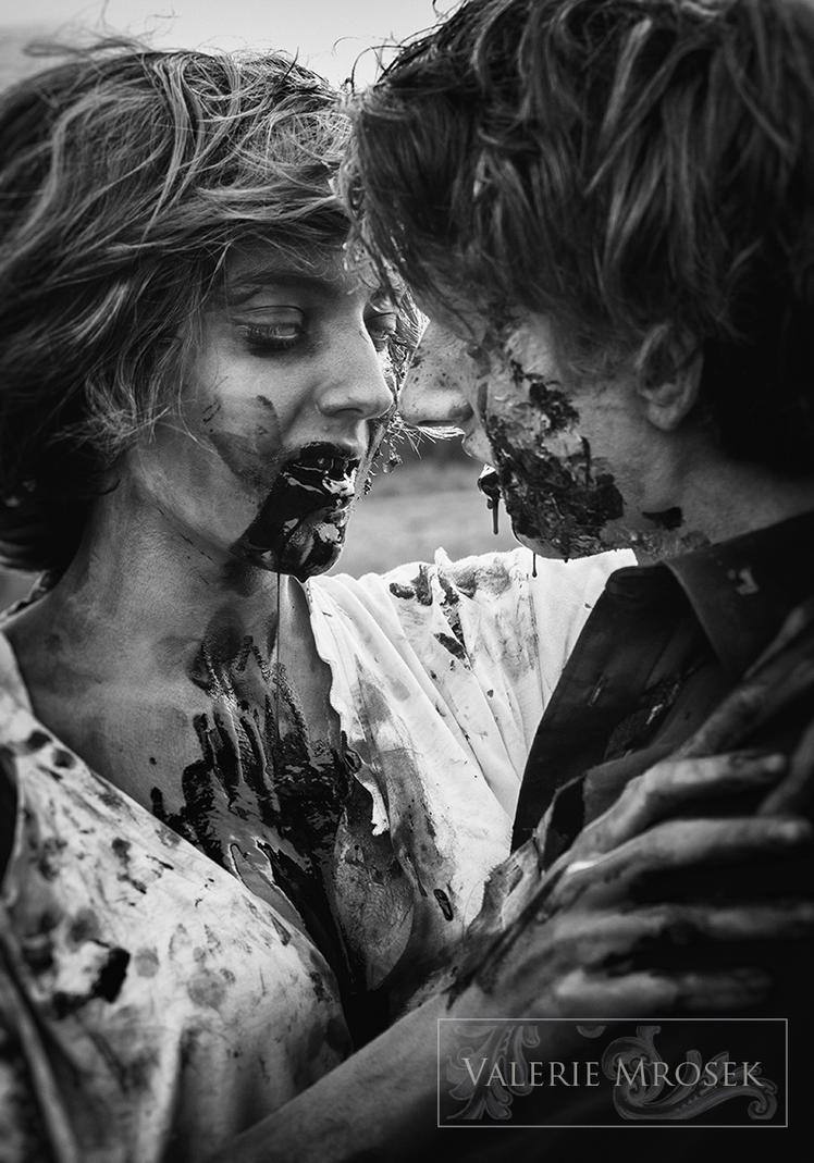 Zombielove2 by MissMalerie