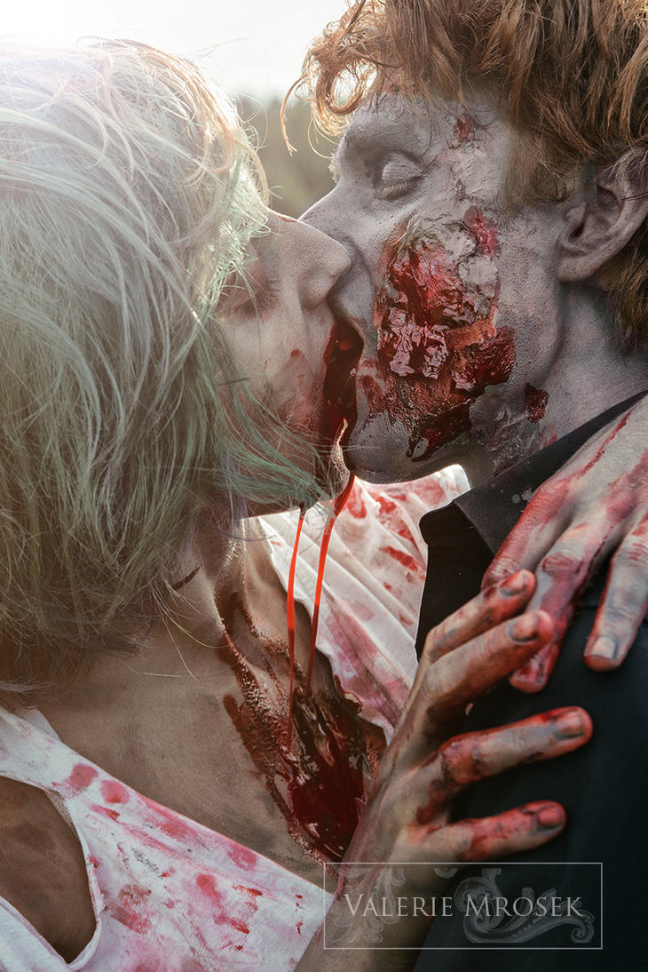 Zombielove by MissMalerie