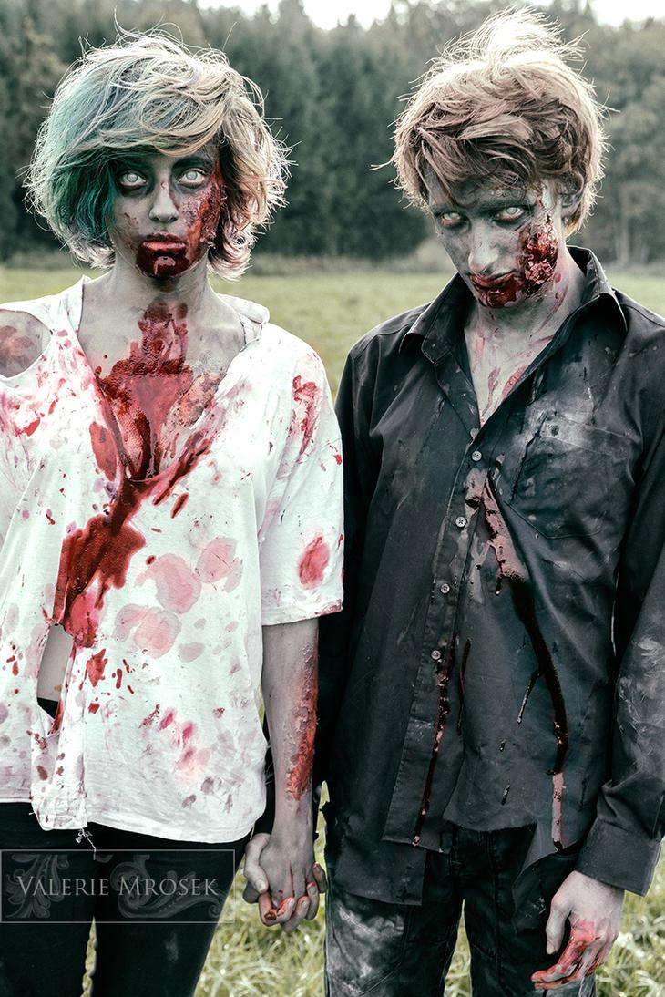 Zombielove4 by MissMalerie