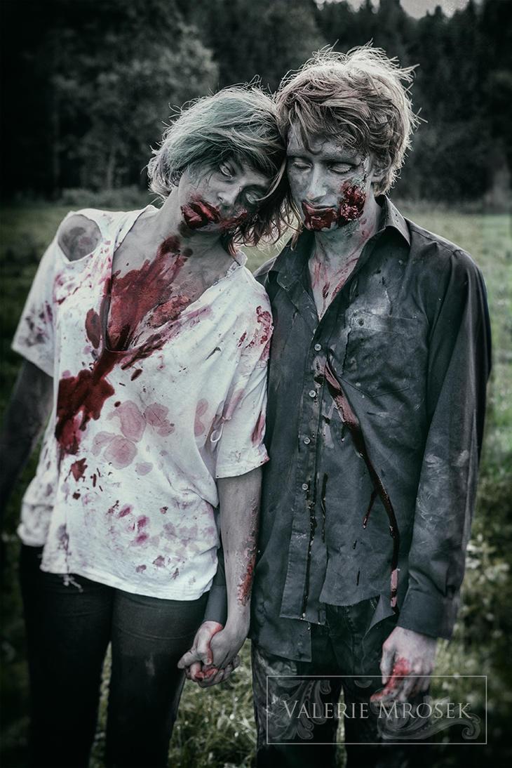 Zombielove3 by MissMalerie