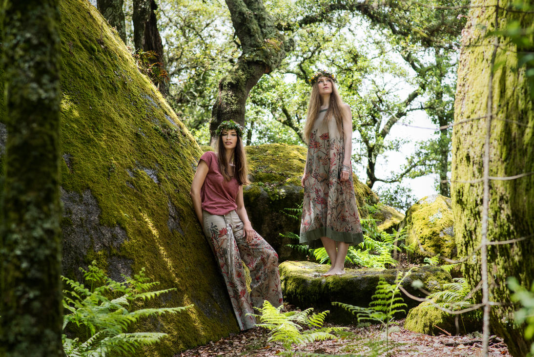 Alma und Lovis 1 by MissMalerie