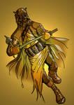 Star Wars Tuskan Raider colored Version 2