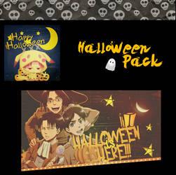 Halloween pack! by StrawberryTv
