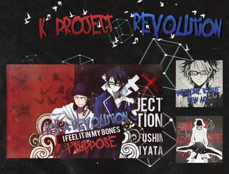 K-Project Revolution by StrawberryTv