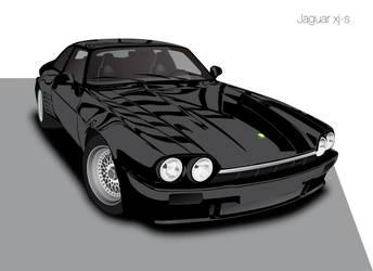 Jaguar XJ-S by Eraser89