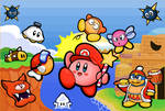 Super Kirby Bros.