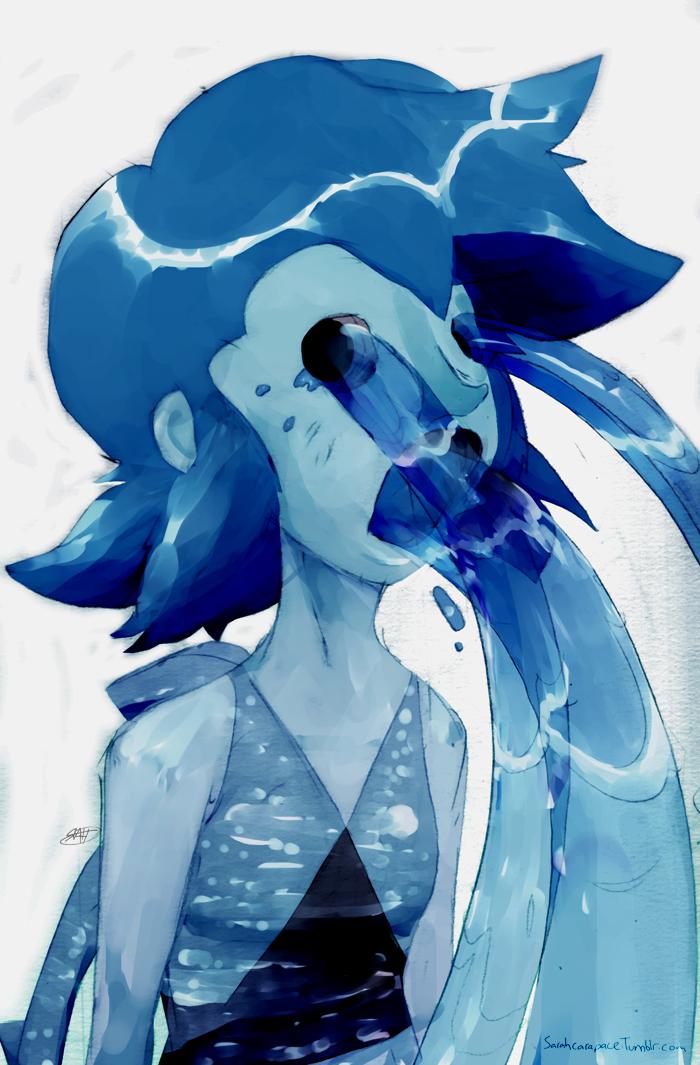 Lapis Lazuli - Flood by Vamore