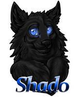 Shado Badge by InuMimi