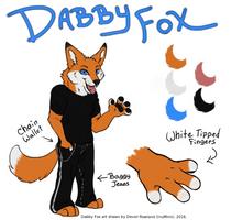 Dabby Fox by InuMimi