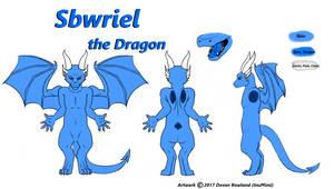 Sbwriel Dragon by InuMimi