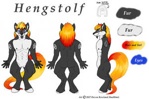Hengstolf by InuMimi