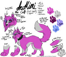 Inumimi Feral Ref by InuMimi
