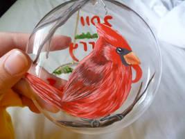 Cardinal by InuMimi