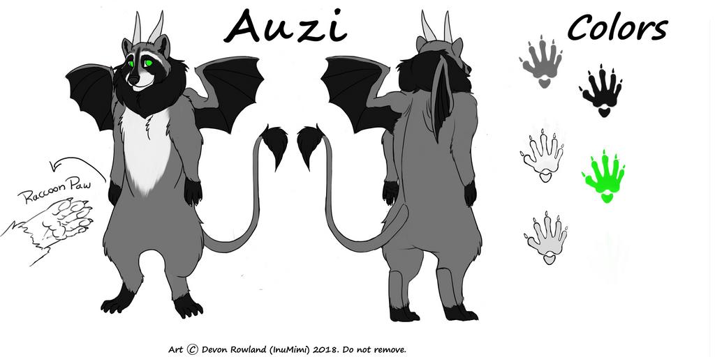 Auzi by InuMimi