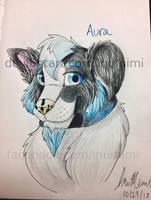 Aura Headshot by InuMimi