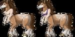 Centaurs by InuMimi