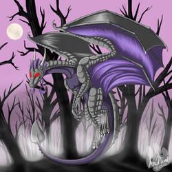 Black Dragon of the Woods v2