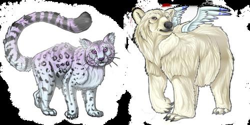 Creatures of Yule