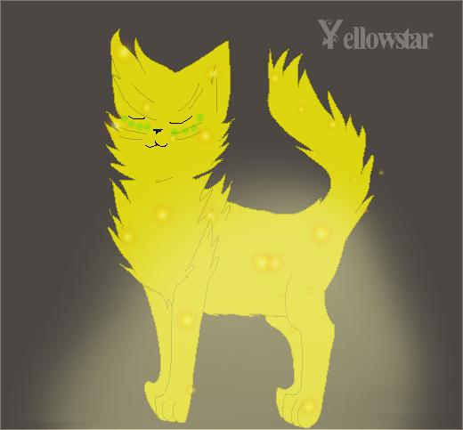 Drop it! {Marieke's art-dump-topic} Mah_yellow_fellow_by_warriorskylanders-d5kk8lo