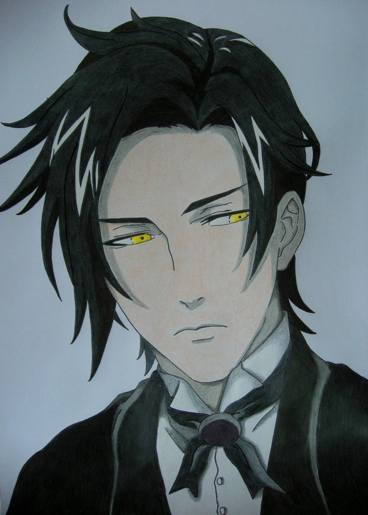 Claude Faustus by jennymaycry