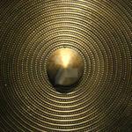 Bronze age shield