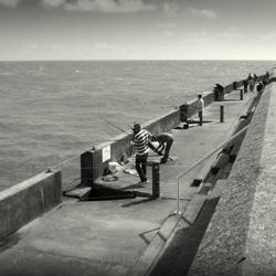 Fishing by lostknightkg