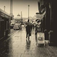 Trafalgar square by lostknightkg