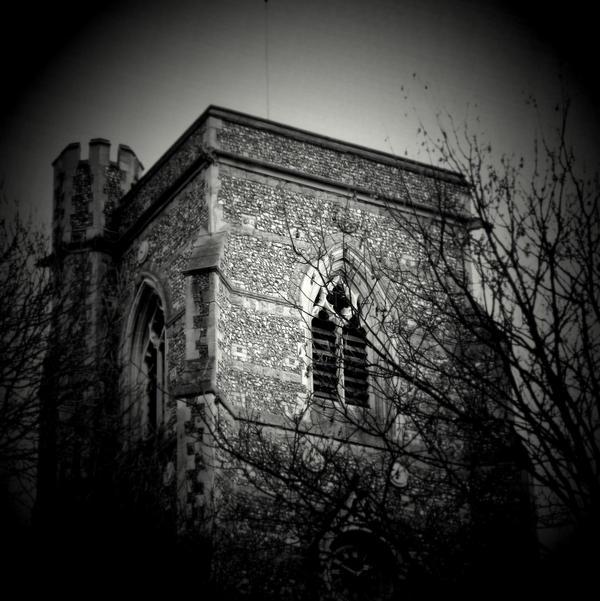 Church view by lostknightkg