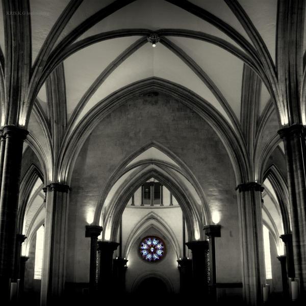 Altar view II by lostknightkg