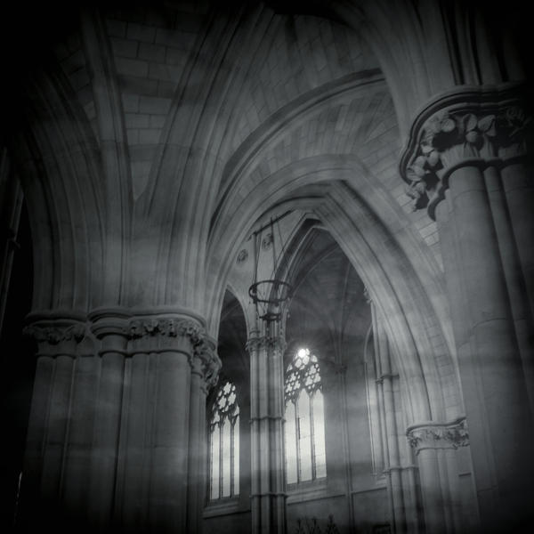 Arundel cathedral II by lostknightkg