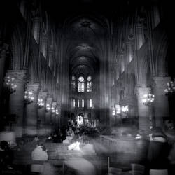 Notre Dame Nave by lostknightkg
