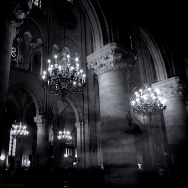 Lights above by lostknightkg