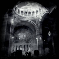 Sacre coeur II by lostknightkg