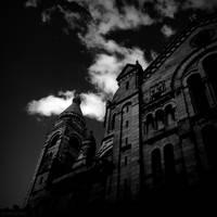 Sacre Coeur Study II by lostknightkg