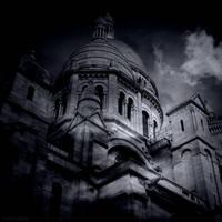 Sacre Coeur Study III by lostknightkg