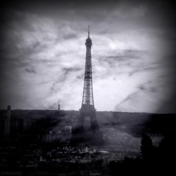 Paris Icon by lostknightkg