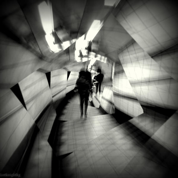 Strange Dimensions II by lostknightkg