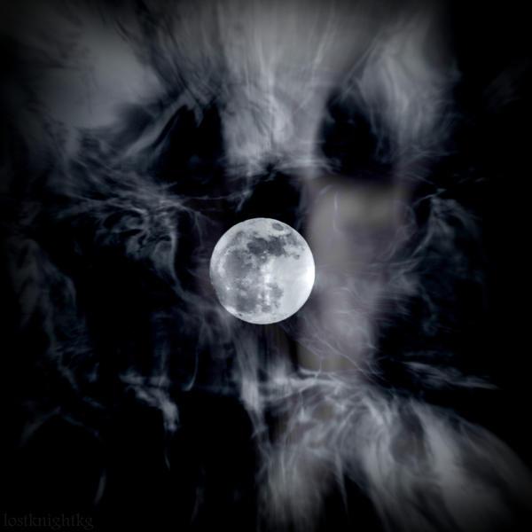 Hallow's Moon by lostknightkg