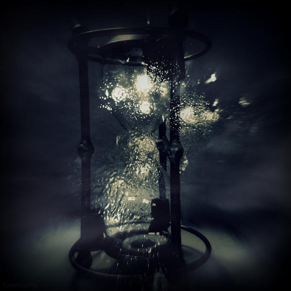 Unreality of Time. by lostknightkg