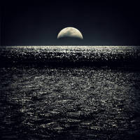 Silver Moon by lostknightkg
