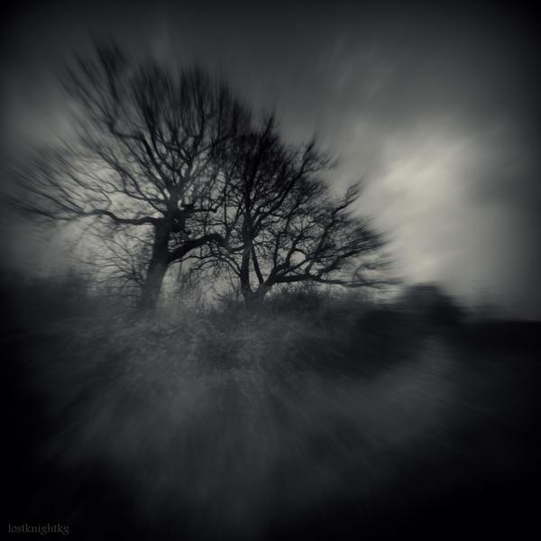 Winter's grip by lostknightkg