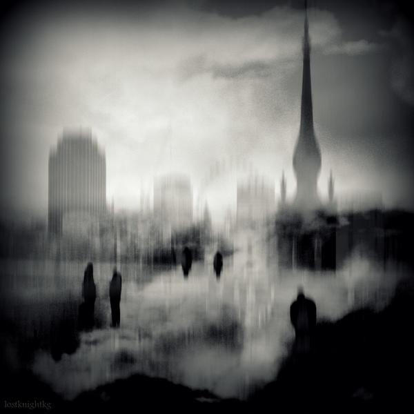 City of  Lies by lostknightkg