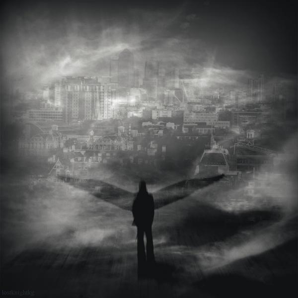 Dead city by lostknightkg