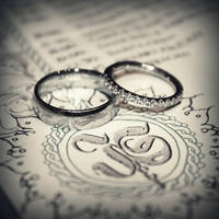 The rings.