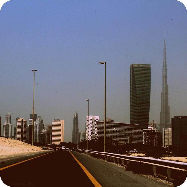 Motorway II by lostknightkg