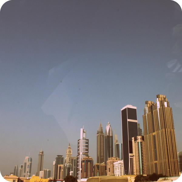 Dubai Centre by lostknightkg