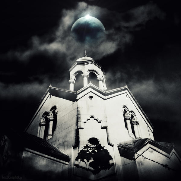 Moon Tower by lostknightkg