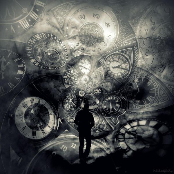 Traveller in Time II by lostknightkg